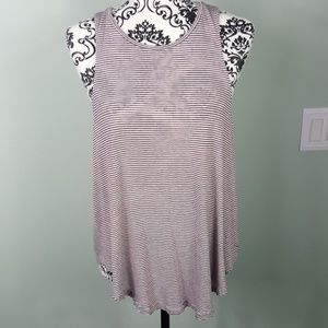 American Eagle twist back tank top size medium